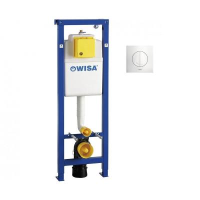 OUTLET Wisa XS inbouwreservoir met Argos DF bedieningspaneel 8050452712