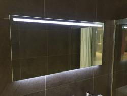 Aquadesign Glow condensvrije spiegel 100x60 BNG10062