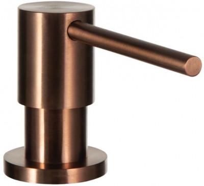 Ausmann Elbe inbouw keuken zeepdispenser PVD copper 1208952331