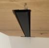 Design massief Eiken wastafelblad 140cm incl. verdekte bevestiging met beugels 1208782002