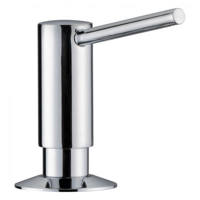 Rubio Modern Inbouw Zeepdispenser Chroom 1208953259