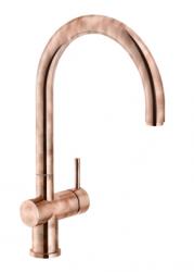 Franke Keukenkraan Active Neo vast  copper uitloop 220 mm 1208953555