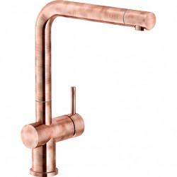 Franke Active Plus Keukenkraan koper copper met draaibare uitloop 1208953924