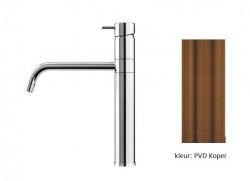 Waterevolution Flow keukenmengkraan PVD geborsteld koper T150CPE