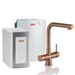 Franke Perfect4 Chilled Mondial Industrial Copper Combi XL 119.0558.204