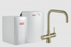 Franke Perfect4 Chilled Pollux Industrial Copper Combi XL 119.0558.212