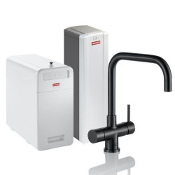 Franke Perfect4 Chilled Pollux Industrial Anthracite Combi XL 119.0558.214