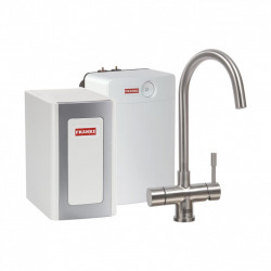 Franke Perfect4 Chilled Helix RVS Combi XL 119.0563.755