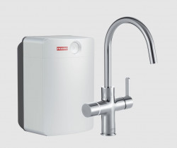 Franke Perfect3 Touch 3-in-1 Minerva chroom Combi XL 119.0563.763