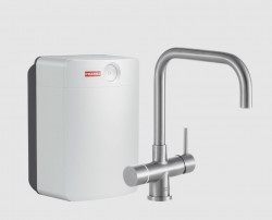 Franke Perfect3 Touch 3-in-1 Pollux RVS Combi XL 119.0563.764
