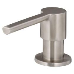 CARESSI Chrome zeepdispenser chroom voorzien van RVS binnenwerk CA203CH 1208920617 kloon 13-02-2019 03:20:27