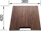 Blanco houten snijplank 223074