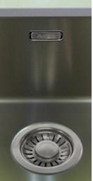 ABK Baronga 5240f rvs spoelbak met afdruip onderbouw KS63052402
